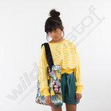 Boordstof - Playtime Habanero Yellow_