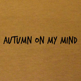 Applicatie flex - Autumn on my mind
