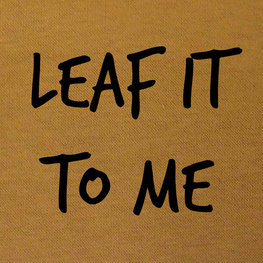 Applicatie flex - Leaf it to me