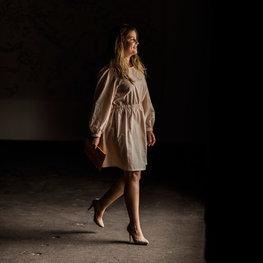 Stoffenpakket - Monk jurk