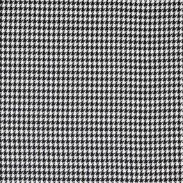 Polyester - Pied de poulle  001