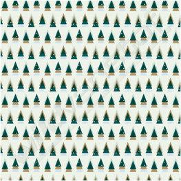 Katoen - Geometrische kerstboom