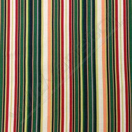 Viscose - Kleurrijke strepen