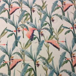Canvas - Flamingo tropical