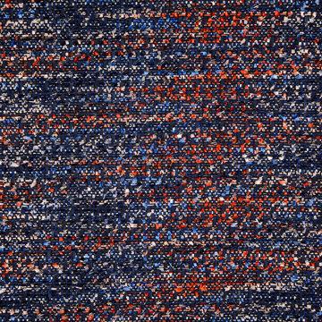 Chanel - Donkerblauw met roeste tinten