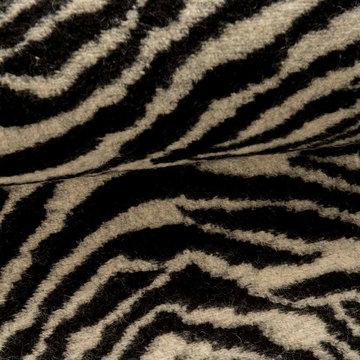 Wol - Fibremood Erin sweater zwart-wit