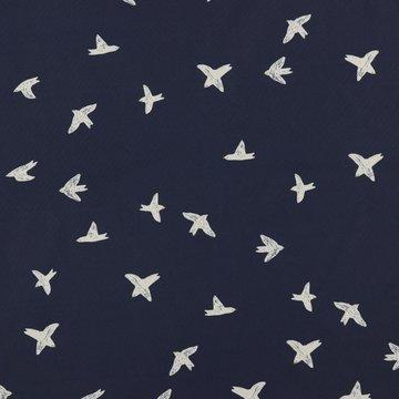 Waterafstotend - Blauw met schattige zwaluw