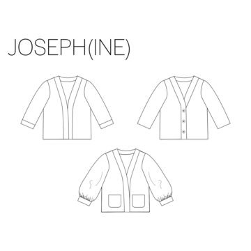 Iris May - Josephine cardigan