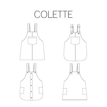 Iris May - Colette jurk