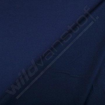 Joggingstof - Marineblauw 8