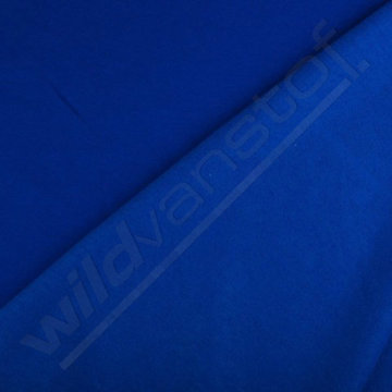 Joggingstof - Koningsblauw 5