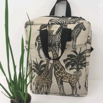 25-01-2020 | Making backpack workshop