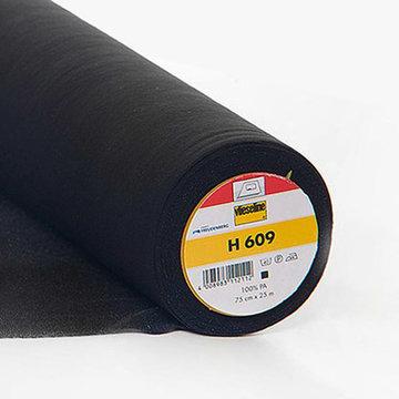 Vlieseline H609 - Zwart