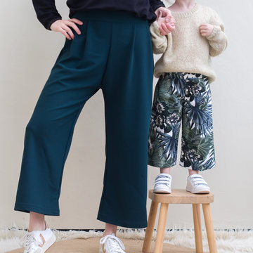 Wisj - Clara culotte & short