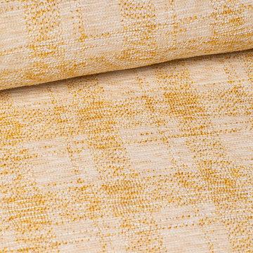 Tweed - Fibremood geel
