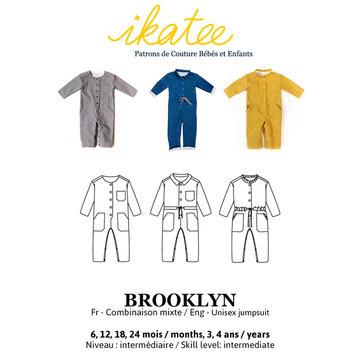 Ikatee - Brooklyn baby