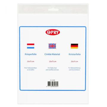 Opry - Knisperfolie 25x75cm
