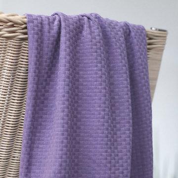 Jersey - Organic wicker paars
