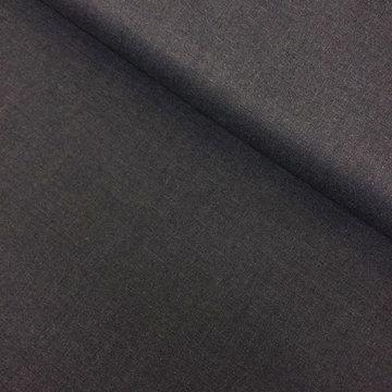 Bamboo - Broekstof jeansblauw