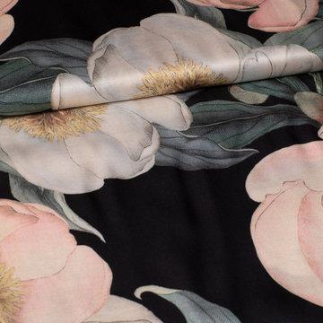 Viscose - Fibremood Karlene bloemen