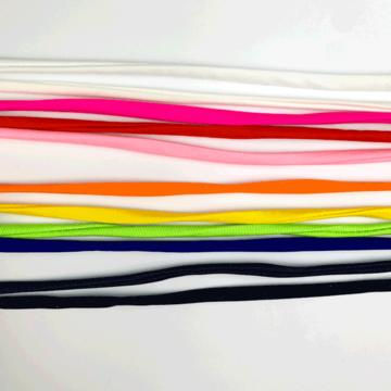Elastiek schouderband 5mm - Rond