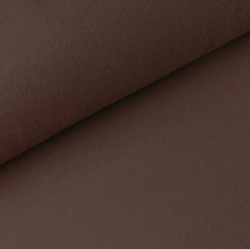 Fleece - Chocoladebruin 020