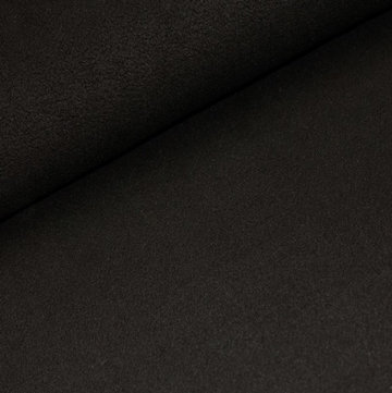 Fleece - Nachtzwart 022