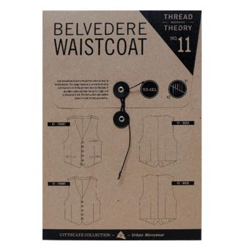 Thread theory - Belvedere waistcoat