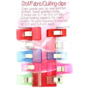 Opry - Stof clips (10 stuks)