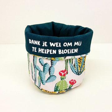 Stoffenpakket - Kleine plant 2 (cactussen)