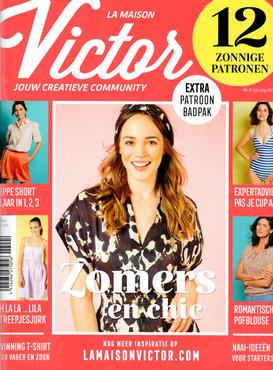 La maison victor / editie 4 juli-aug 2020