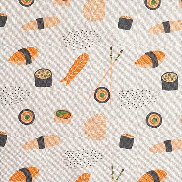 Canvas - Sushi