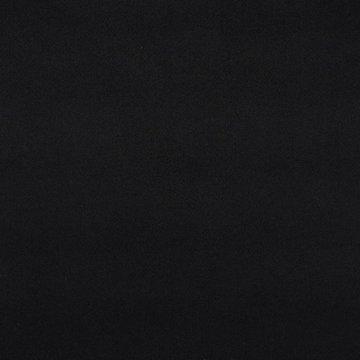 Wol - Effen zwart