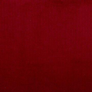 Ribfluweel - Dikke ribbel bordeau