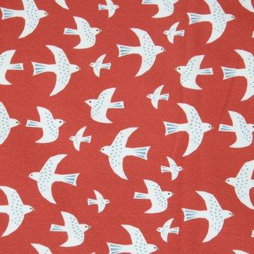 Jersey - Papercut birds roestoranje