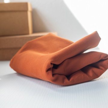 Canvas  -washed twill  bronze