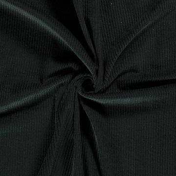 Ribfluweel - Dikke ribbel donkergroen 028