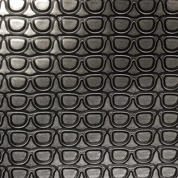 Skai DIY 50x70 - Brillen op grijs