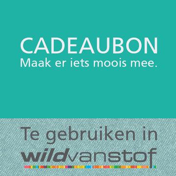 Kadobon kersenpit, Wild Van Stof (webshop)