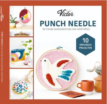 La Maison Victor - Punch needle