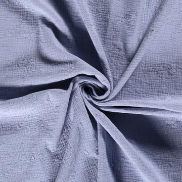 Tetra broderie 2 - Lichtblauw 03
