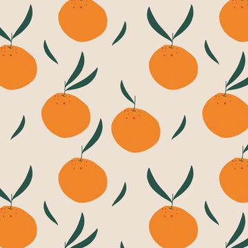 Tricot - Elvelyckan oranges creme