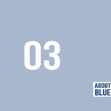 Boordstof About Blue - Cashmere Blue 3