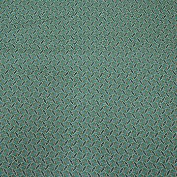 Katoen - Geometrisch spel van besjes en blaadjes
