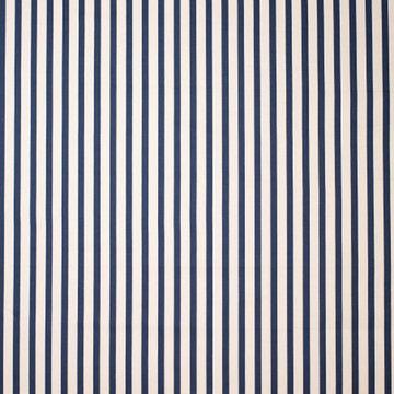 Katoen - Fibremood Molly strepen grijsblauw