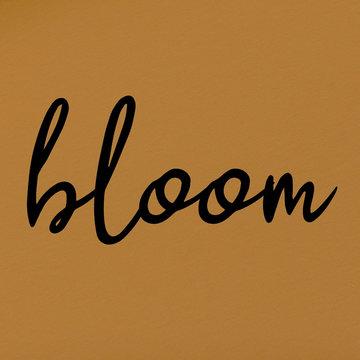 Applicatie flex - Bloom