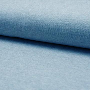 Jersey - Polo piqué lichtblauw