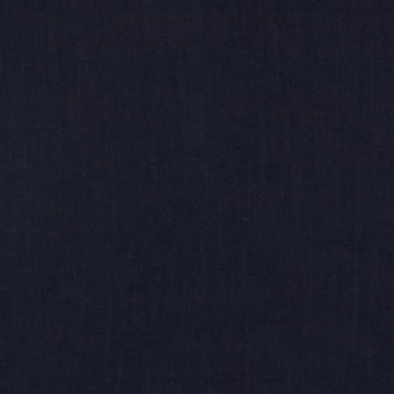 Coupon / Linnen viscose - Donkerblauw