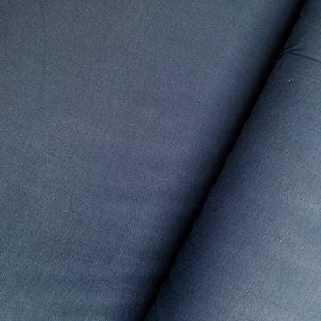Cupro - Staalblauw georgio