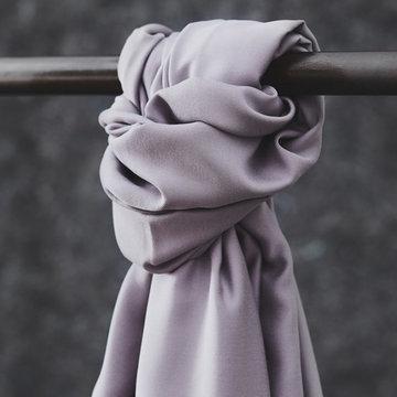 Tencel- Smooth drape twill purple